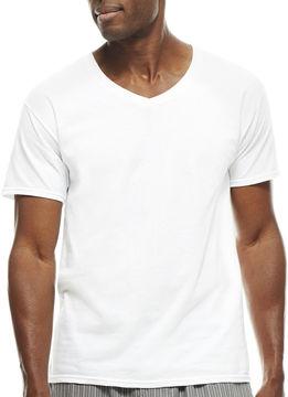 Hanes 3pk. Ultimate X-Temp V-Neck T-Shirts - Big & Tall