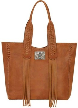 American West Mohave Canyon Large Zip-Top Tote (Women's)