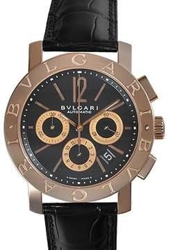 Bvlgari Chronograph Automatic Men's Watch