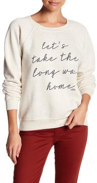 Billabong Long Way Home Sweatshirt