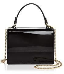 Deux Lux Lady Patent Mini Bag - 100% Exclusive