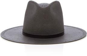 Janessa Leone Lex Woven Straw Hat