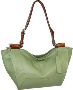 Nino Bossi Lilly Leather Satchel (Women's)