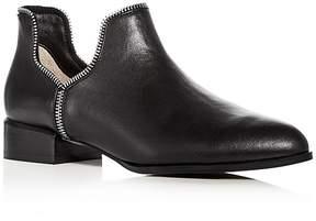 Senso Women's Bailey VII Leather Low Heel Booties