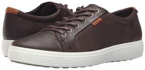 Ecco Soft 7 Perf Tie Men's Shoes