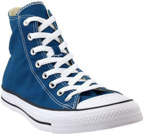 Converse Unisex Chuck Taylor All Star High Top, Blue Lagoon, Boy/Girl/Men 4.0 = Women 6.0