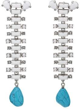 Calvin Klein Women's Western Drop Earrings
