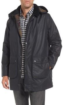 Barbour Men's Leighton Waxed Cotton Jacket