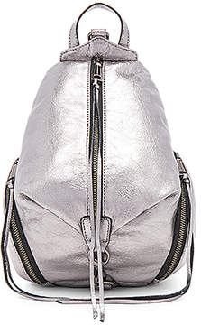 Rebecca Minkoff Medium Julian Backpack - GUNMETAL - STYLE