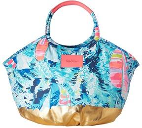 Lilly Pulitzer Bohemian Beach Tote Tote Handbags