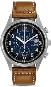Citizen Chronograph Watch, 42mm