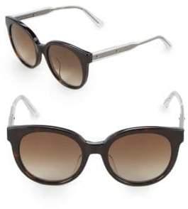Bottega Veneta 52MM Cat-Eye Sunglasses