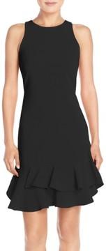 Chelsea28 Women's Tiered Ruffle Hem Dress
