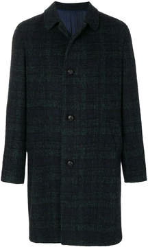 Piombo Mp Massimo checked coat