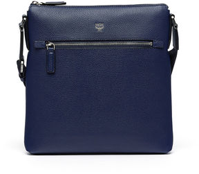 MCM Ottomar Grained Leather Messenger