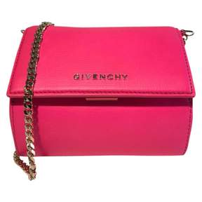Givenchy Pandora Box leather mini bag