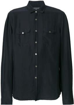John Varvatos chest pocket shirt