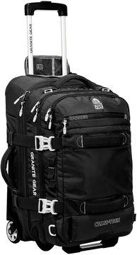 GRANITE GEAR Granite Gear Cross-Trek 22 Wheeled Carry-On Duffel Bag