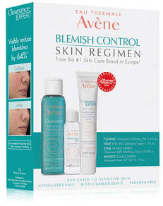 Avene Cleanance Solutions Blemish Control Regimen