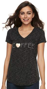 Apt. 9 Women's Graphic V-Neck Tee