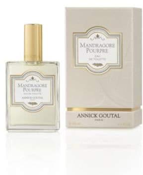 Annick Goutal Mandragore Pourpre Eau de Toilette/3.4 oz.
