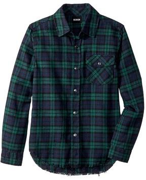 Hudson Weston Shirt Boy's Long Sleeve Button Up