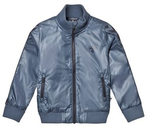 Hummel China Blue Hansen Jacket