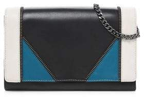 Botkier New York Leather Chain Shoulder Bag