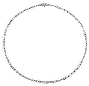 Bony Levy 18K Diamond Collar Necklace