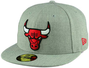 New Era Chicago Bulls All Heather 59FIFTY Cap