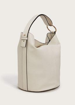 Violeta BY MANGO Hobo bag