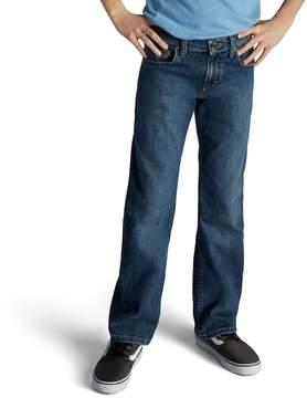 Lee Boys 8-20 Regular-Fit Stretch Performance Jeans