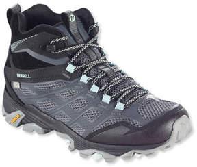L.L. Bean Women's Merrell Moab FST Waterproof Hiking Boots