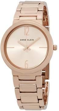 Anne Klein Rose Dial Ladies Watch