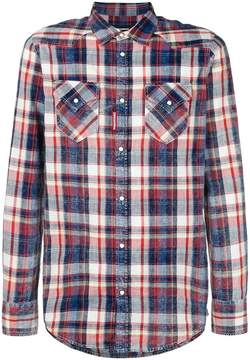 DSQUARED2 plaid shirt