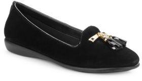 The Flexx Misslipper Suede Loafers