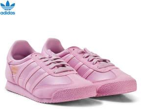 adidas Pink Junior Dragon Trainers