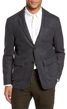 Billy Reid Men's Charlie Classic Fit Wool Blend Knit Sport Coat