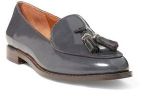 Ralph Lauren Brindy Spazzolato Loafer Dark Smokey Grey 10