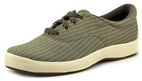 Grasshoppers Janey W Round Toe Canvas Sneakers.