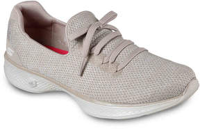 Skechers Women's GOwalk 4 All Day Comfort Slip-On Sneaker - Women's's