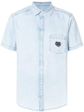Kenzo Tiger denim shirt