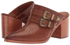 Frye Flynn Belted Mule Women's Clog/Mule Shoes