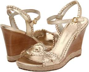 Jack Rogers Clare Rope Wedge Women's Wedge Shoes