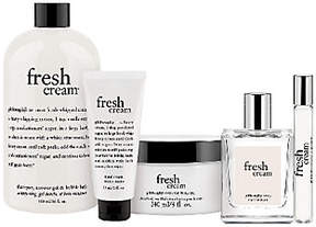 philosophy Best Of Fresh Cream 5pc Collection
