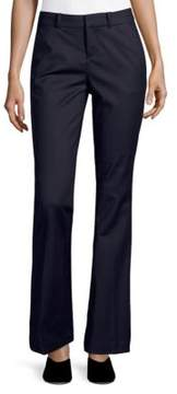 Saks Fifth Avenue BLACK Classic Flared Pants