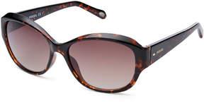 Fossil Coachella Rectangle Sunglasses
