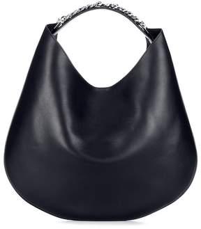Givenchy Infinity Hobo leather handbag