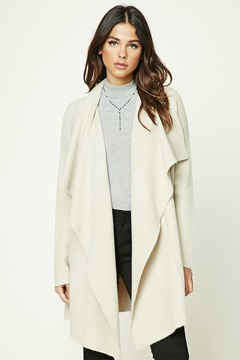 Forever 21 Draped Dropped-Sleeve Cardigan