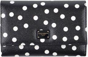 Dolce & Gabbana Wallets - BLACK - STYLE